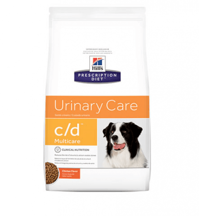 c/d Multicare Hill's Prescription Diet 12kg