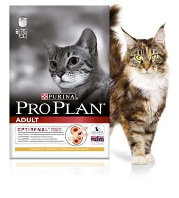 PRO PLAN Optirenal Adult-Poulet 400g