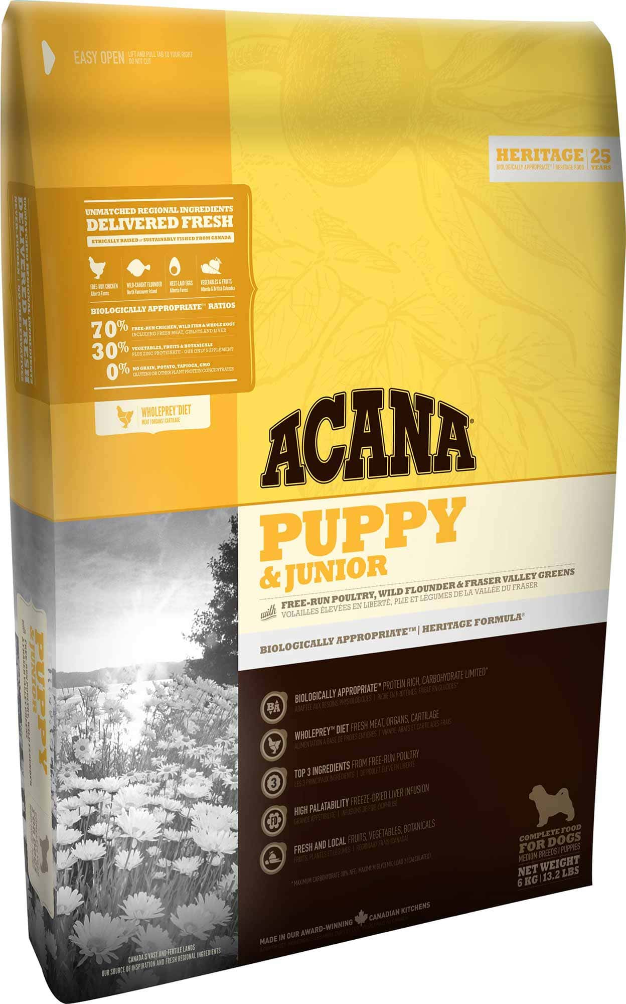 Acana Puppy & Junior 11.4 Kg