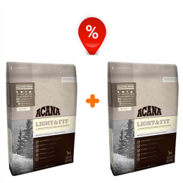 Acana Light & Fit Kombipaket Gross