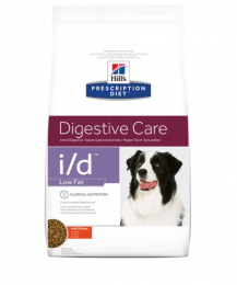 I/d Canine Low Fat Trockenfutter Hill's Prescription Diet 12kg