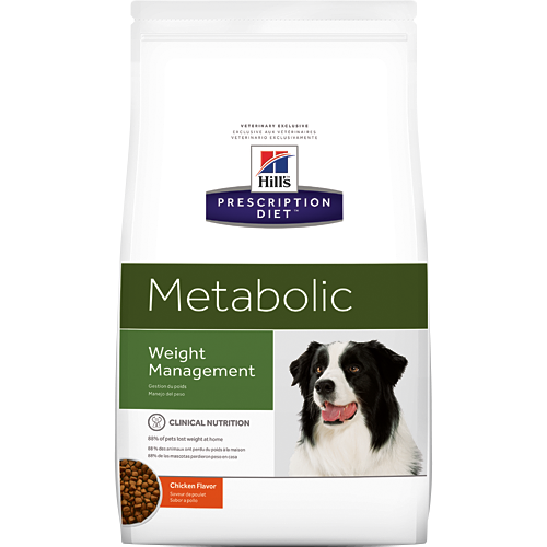 Metabolic Canine Original Trockenfutter Hill's Prescription Diet 4kg