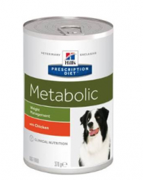 Metabolic Canine Original Nassfutter (12 X 370 G) Hill's Prescription Diet