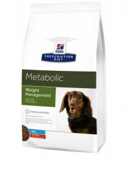 Metabolic Canine Kleine Rassen Trockenfutter Hill's Prescription Diet 6kg