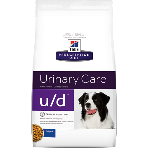 Urinary Care Für Hunde U/d Trockenfutter Hill's Prescription Diet 12kg