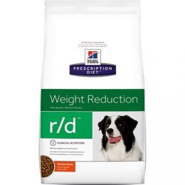 R/d Canine Mit Poulet Trockenfutter Hill's Prescription Diet 12kg