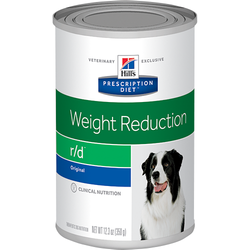 r/d Canine Original (12 x 350 g) Nassfutter Hill's Prescription Diet