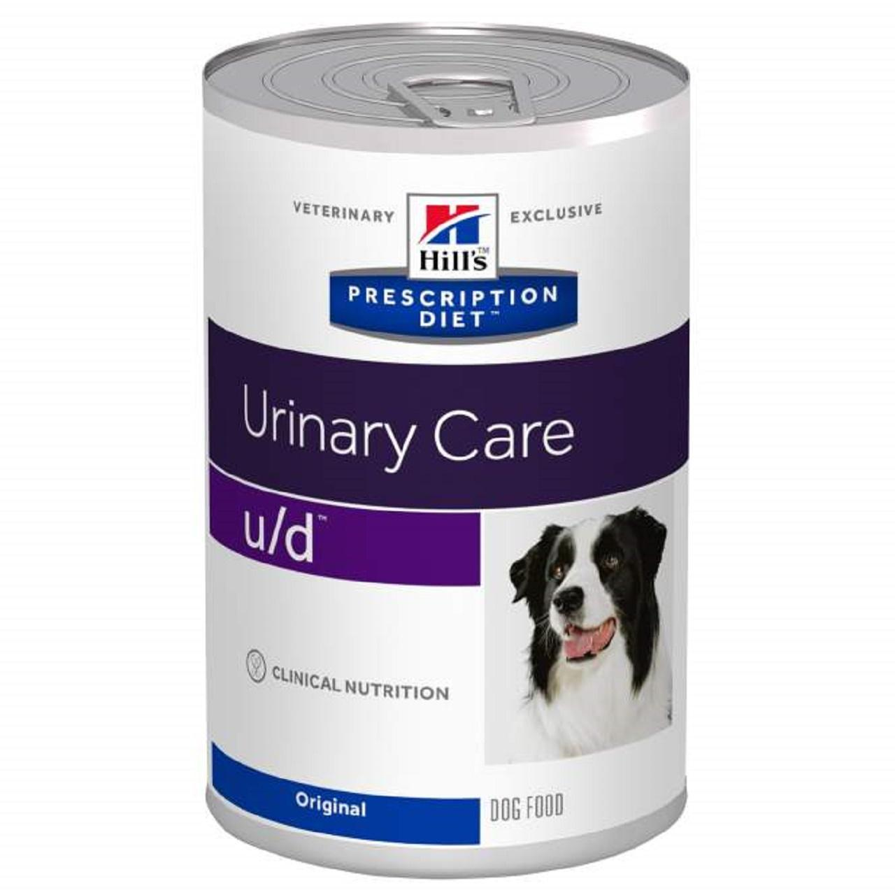 Urinary Care Hunde U/d (12 X 370 G) Nassfutter Hill's Prescription Diet