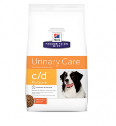 C/d Multicare Hill's Prescription Diet 2kg