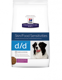 Canine D/d Hill's Prescription Diet Ente & Reis 5kg
