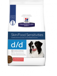 Canine D/d Hill's Prescription Diet Lachs & Reis 12kg