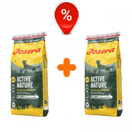 Josera Active Nature Paket (klein)