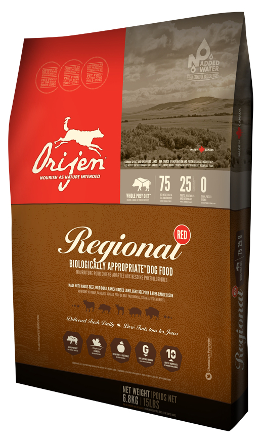 Orijen Regional Red Dog 6kg