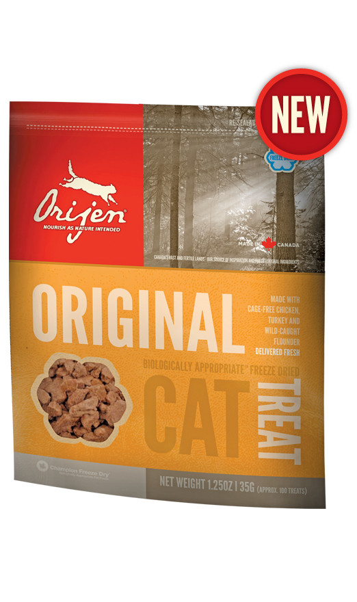 Orijen Fd Treat Original Cat Leckerlis